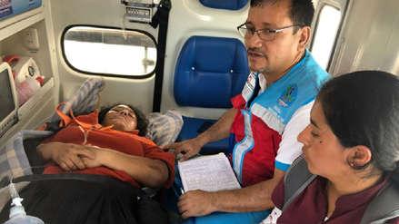 Pasco | Un huaico sepultó una casa y mató a cuatro niños en Pozuzo