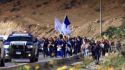 Más de 7,000 hondureños que dejaron caravana de migrantes han retornado al país