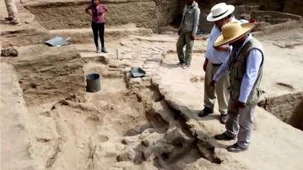 Fotos   Arqueólogos descubren centro ceremonial Wari en Lambayeque