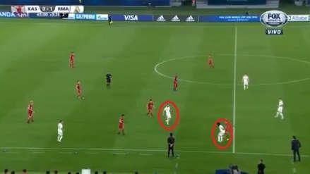 Real Madrid vs. Kashima EN VIVO: los lujos de Benzema y Marcelo para burlar a sus rivales