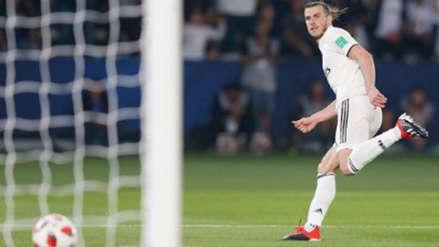 Real Madrid vs. Kashima: gol de Bale tras increíble blooper de la defensa japonesa