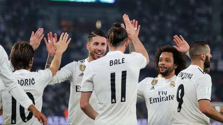 Real Madrid derrotó al Kashima y clasificó a la final del Mundial de Clubes