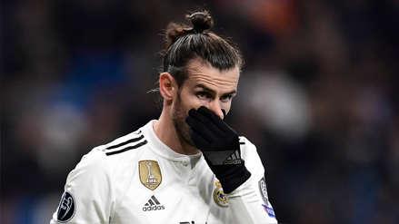 Bale tras su 'hat-trick' en el Mundial de Clubes: