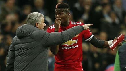 Manchester United multará a Paul Pogba por polémico mensaje tras salida de Mourinho