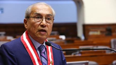Procuraduría: Pedro Chávarry no puede conocer el acuerdo con Odebrecht