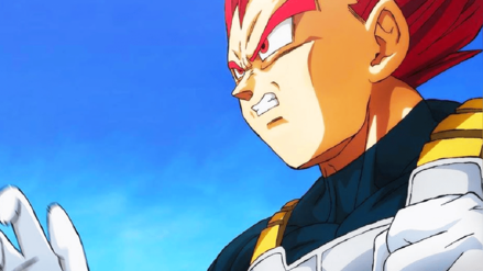 Dragon Ball Super Broly Unveils Unpublished Information About Vegeta