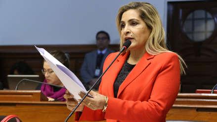 """Maritza García: Decisión de Daniel Salaverry """"resta y equilibra el poder de Fuerza Popular y el Apra"""""""