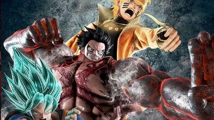 Galería | Gokú, Naruto y otros personajes del anime confirmados para nuevo videojuego Jump Force