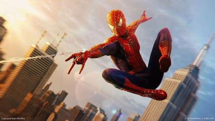 El traje de la trilogía de Sam Raimi está disponible gratis en Marvel's Spider-Man