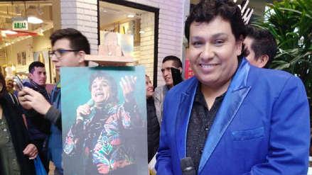 Imitador peruano de Juan Gabriel asegura que nunca se haría pasar por el Divo de Juárez