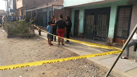 El sospechoso del asesinato de una mujer en San Juan de Lurigancho fue hallado muerto
