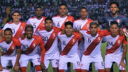 Perú cierra el 2018 en el puesto 20 del ranking mundial de la FIFA