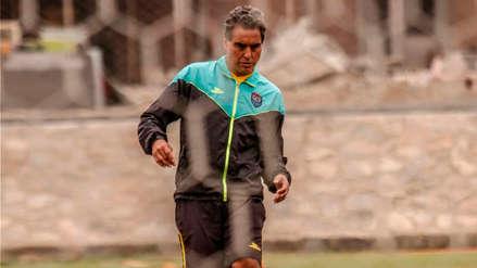 Pese a un rumor desde Argentina, Chemo del Solar seguirá en César Vallejo