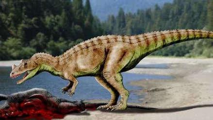 El dinosaurio depredador más antiguo proviene de los Alpes italianos