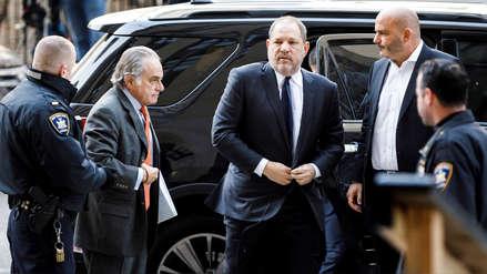 Harvey Weinstein: Juez rechazó su pedido de desestimar acusaciones de abuso sexual