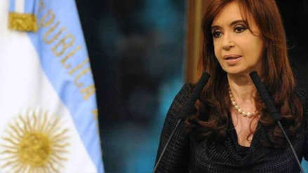 Argentina | Confirman procesamiento con prisión preventiva a Cristina Fernández en caso de sobornos