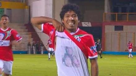 Golazo de Willyan Mimbela fue elegido como el mejor del 2018 en el fútbol peruano