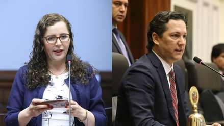 Rosa Bartra pide a Daniel Salaverry dejar sin efecto resolución que autoriza formación de nuevas bancadas