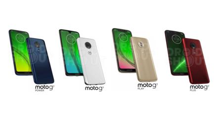 El nuevo Motorola Moto G7 se acerca y trae una nueva variante