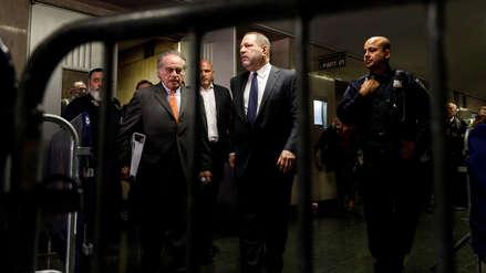 Harvey Weinstein alcanza acuerdos por US$ 44 millones con presuntas víctimas, según medios extranjeros