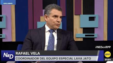 Rafael Vela: El Equipo Especial para el caso Lava Jato