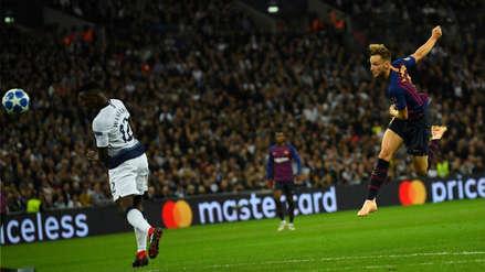 Champions League: gol de Iván Rakitic fue elegido el mejor de la fase de grupos | VIDEO
