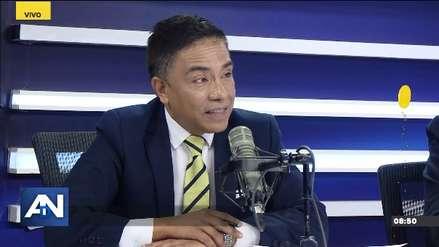 Roberto Vieira: La propuesta de la 'Bancada del Bicentenario' es ser