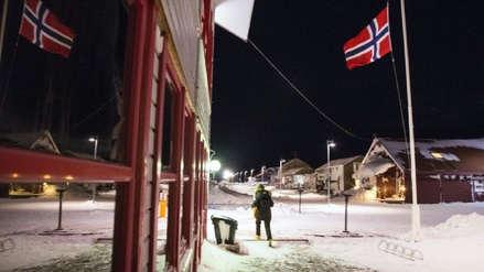 Longyearbyen, la ciudad más cercana al Polo Norte, sufrió su primer asalto de banco