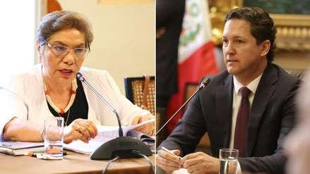 Daniel Salaverry a Luz Salgado: