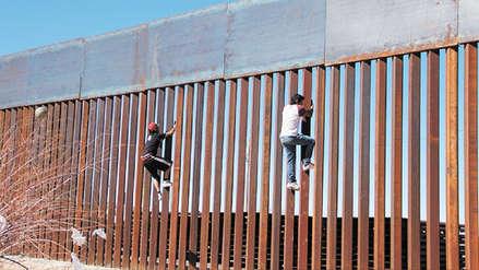 La Cámara Baja de EE.UU. le aprueba a Trump 5.000 millones para el muro