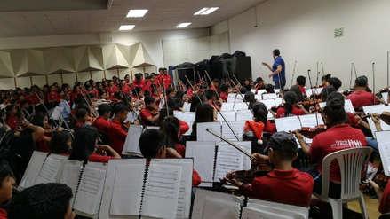 Sinfonía por el Perú ofrecerá concierto navideño en el Anfiteatro del Parque de la Exposición