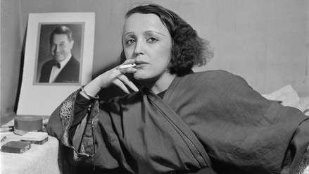 Edith Piaf: el