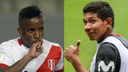 Selección Peruana: Jefferson Farfán intenta 'trollear' a Edison Flores, pero no esperaba esta respuesta