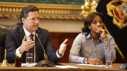 Daniel Salaverry dispuso que debate del Consejo Directivo del Congreso por nuevas bancadas sea público