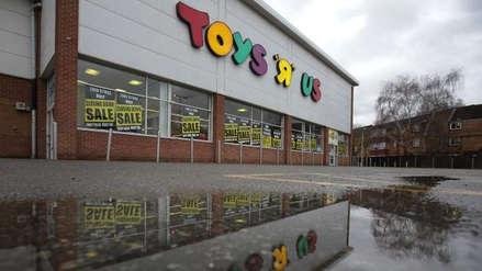 EE.UU. afronta su primera Navidad sin Toys R Us, la recordada juguetería