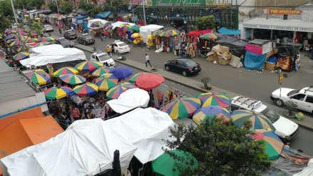 Navidad 2018 | Comercio informal invade las calles del centro de Trujillo