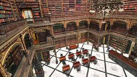 La biblioteca inspirada en Harry Potter que intenta promover la lectura en Brasil