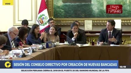 """Daniel Salaverry a Alejandra Aramayo: """"Compórtese y no sea prepotente"""""""