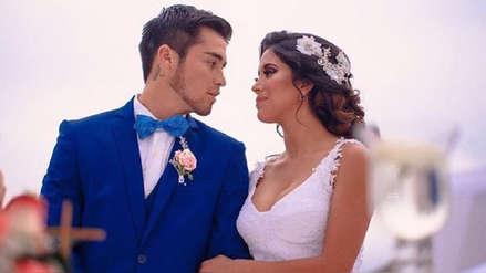 Melissa Paredes y Rodrigo Cuba celebraron su segundo aniversario de bodas [FOTOS]