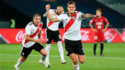 River Plate goleó al Kashima y se quedó con el tercer lugar del Mundial de Clubes