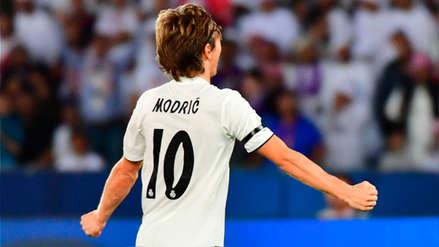 La exquisita definición de Luka Modric para poner en ventaja al Real Madrid sobre Al Ain