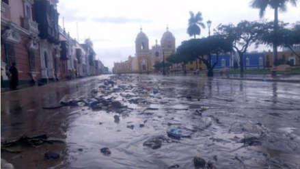 Piden ampliar declaratoria de emergencia por lluvias en La Libertad