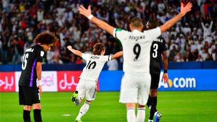 Real Madrid venció a Al Ain y logró su tercer Mundial de Clubes consecutivo