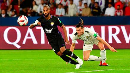 El gol anulado al Al Ain que pudo ser el empate ante Real Madrid