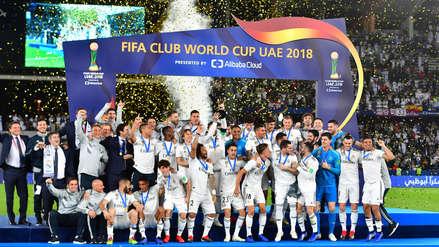 Real Madrid: las mejores postales de la celebración del campeón del Mundial de Clubes