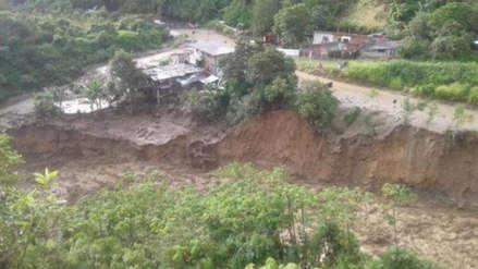 Dos muertos y un desaparecido por la caída de un huaico en Cusco
