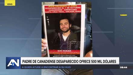 El testimonio del padre canadiense que ofrece US$ 500 mil por su hijo desaparecido en el Perú
