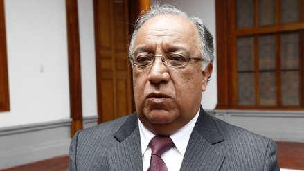 Presidente de la Comisión de Reforma Política: