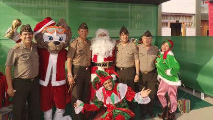 El Ejército del Perú saluda por Navidad y valora el esfuerzo de los soldados que sirven en todo el Perú