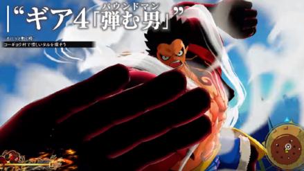 One Piece: World Seeker muestra video de introducción y jugabilidad